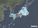 2021年07月04日の雨雲レーダー
