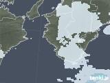2021年07月04日の和歌山県の雨雲レーダー