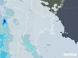 2021年07月04日の宮城県の雨雲レーダー