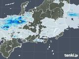 2021年07月05日の関東・甲信地方の雨雲レーダー