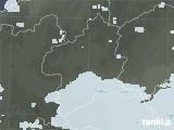2021年07月05日の群馬県の雨雲レーダー