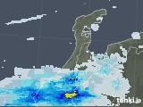 2021年07月05日の石川県の雨雲レーダー