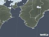 2021年07月05日の和歌山県の雨雲レーダー