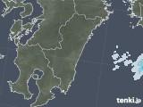 2021年07月05日の宮崎県の雨雲レーダー