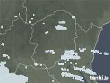 2021年07月06日の栃木県の雨雲レーダー