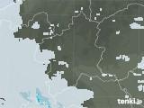 2021年07月06日の群馬県の雨雲レーダー