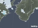 2021年07月06日の和歌山県の雨雲レーダー