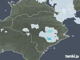 2021年07月06日の徳島県の雨雲レーダー
