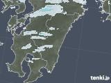 2021年07月06日の宮崎県の雨雲レーダー