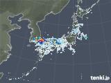 2021年07月07日の雨雲レーダー