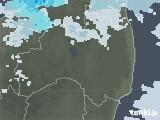 2021年07月07日の福島県の雨雲レーダー