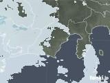 2021年07月07日の静岡県の雨雲レーダー
