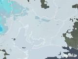 2021年07月07日の愛知県の雨雲レーダー