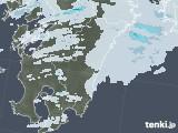 2021年07月07日の宮崎県の雨雲レーダー