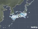 2021年07月08日の雨雲レーダー