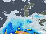 2021年07月08日の石川県の雨雲レーダー