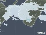 2021年07月08日の和歌山県の雨雲レーダー