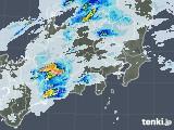 2021年07月09日の関東・甲信地方の雨雲レーダー