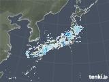 2021年07月09日の雨雲レーダー