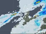 2021年07月09日の石川県の雨雲レーダー