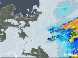 2021年07月09日の滋賀県の雨雲レーダー