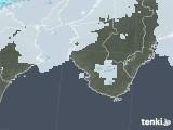 2021年07月09日の和歌山県の雨雲レーダー