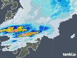 2021年07月09日の宮崎県の雨雲レーダー