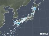 2021年07月10日の雨雲レーダー