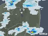 2021年07月10日の福島県の雨雲レーダー