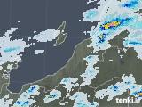 2021年07月10日の新潟県の雨雲レーダー