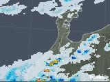 2021年07月10日の石川県の雨雲レーダー