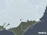 2021年07月10日の徳島県の雨雲レーダー