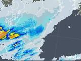 2021年07月10日の宮崎県の雨雲レーダー