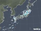 2021年07月11日の雨雲レーダー
