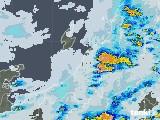 2021年07月11日の新潟県の雨雲レーダー
