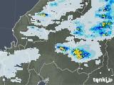 2021年07月11日の岐阜県の雨雲レーダー
