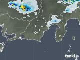 2021年07月11日の静岡県の雨雲レーダー