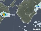 2021年07月11日の和歌山県の雨雲レーダー