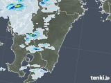 2021年07月11日の宮崎県の雨雲レーダー