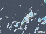 2021年07月11日の沖縄県の雨雲レーダー