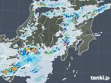2021年07月12日の関東・甲信地方の雨雲レーダー