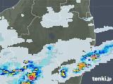 2021年07月12日の福島県の雨雲レーダー