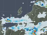 2021年07月12日の新潟県の雨雲レーダー