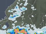 2021年07月12日の岐阜県の雨雲レーダー