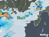 2021年07月12日の静岡県の雨雲レーダー