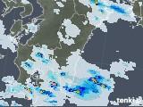 2021年07月12日の宮崎県の雨雲レーダー