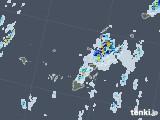 2021年07月12日の沖縄県の雨雲レーダー