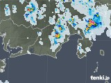 2021年07月13日の静岡県の雨雲レーダー