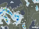2021年07月13日の滋賀県の雨雲レーダー