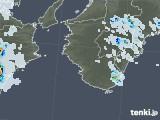 2021年07月13日の和歌山県の雨雲レーダー